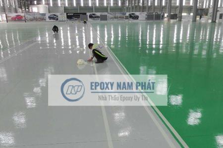 Giới thiệu về Epoxy Nam Phát