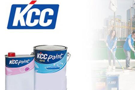 Phân phối sơn epoxy KCC Paint