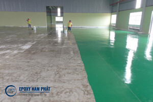Thi công sơn Epoxy tại Tây Ninh