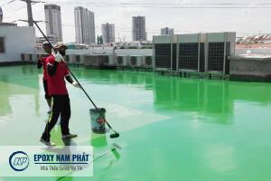 Thi công sơn epoxy ở Tiền Giang