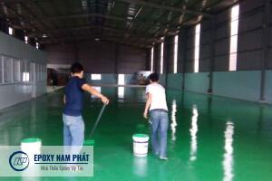 Thi công sơn Epoxy tại Bình Phước