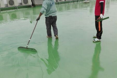 Thi công sơn epoxy tại Hà Tĩnh và Nghệ An